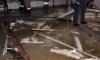 """Появились фото последствий пожара внутри здания кинотеатра """"Аврора"""""""