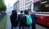 """Представители ГИБДД провели рейд в зоне трамвайных путей у """"Горьковской"""""""