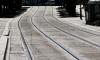 В среду на Кронштадтском путепроводе полностью закроют трамвайное движение