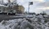 За выходные в Петербурге выпало пять сантиметров снега