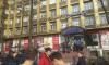 БЦ на Новолитовской эвакуировали из-за бесхозной коробки в лифте