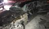 На Московском шоссе Mercedes попал в страшное ДТП