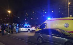 Сбитая на Варшавской 15-летняя девочка скончалась в больнице