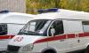 В центре Петербурга иномарка врезалась в мужчину на электросамокате