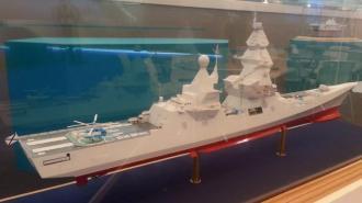 """Глава ОСК рассказал о проблемах с проектом эсминца """"Лидер"""""""