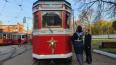 Первый туристический трамвайный маршрут в Петербурге ...