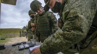 В Петербурге и области более 1,5 военнослужащих приняли присягу