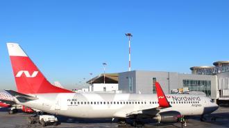 """Авиакомпания """"Nordwind Airlines"""" запускает прямые рейсы из Петербурга в Баку"""
