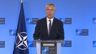 Столтенберг заявил, что НАТО стоит на стороне Украины по Донбассу