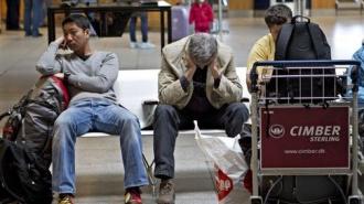 Зловещие предсказания синоптиков сбываются. Из-за вулкана Гримсвотн в Европе отменены сотни рейсов