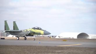 """Аналог Су-57 от ВВС США получил """"несравнимый"""" радар"""