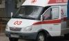 Врачи пытаются спасти девочку после падения из окна в центре Петербурга