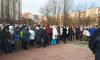 Власти Петербурга прокомментировалиантимусорные митингив Петергофе и Ломоносове