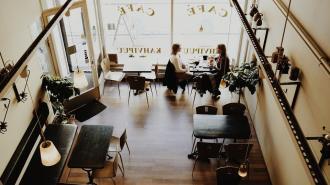 Обслуживающие ПМЭФ кафе и рестораны получат специальные коды