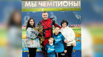Дзюба забил 200-й гол в карьере и посвятил его третьему сыну