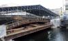 В Петербурге продлеваются ограничения движения по Зеленому мосту