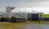 В Ольгино после реконструкции открыли станцию для очистки сточных вод