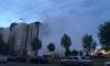 Эпичный фонтан кипятка в Невском районе шокировал петербуржцев
