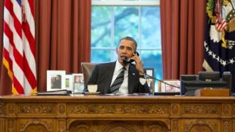 Обама не поехал в Малайзию из-за финансовых проблем в США
