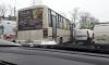 Женщина и пять мужчин пострадали в ДТП с маршруткой на Санкт-Петербургском шоссе