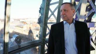 Александр Беглов выступит в ЗакСе 12 мая