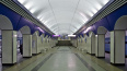"На станции ""Комендантский проспект"" ограничат вход ..."