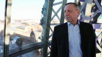 Беглов назвал главной задачей восстановление экономики Петербурга