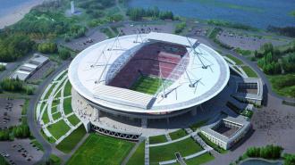 Кандидатом на Евро-2020 от России будет Санкт-Петербург