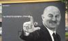 Граффити с Черчесовым останется на подстанции Петроградки минимум до ноября