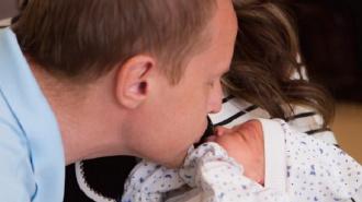 Малафеев опубликовал фото новорожденного сына