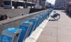 На шести набережных Петербурга появились вело-пешеходные дорожки
