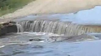 На Дальнем Востоке ввели режим ЧС из-за наводнения