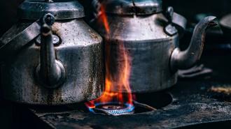 Петербуржец грозился открыть газовые конфорки и взорвать дом