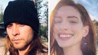 Джаред Лето и Энн Хэтэуэй сыграют супругов в новом сериале Apple TV+