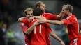 Россия упустила победу, но вышла на чемпионат мира