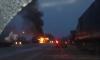 ДТП: в Смоленской области на дороге взорвалась фура