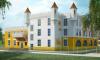В Колпинском районе к конку лета достроят сказочный замок