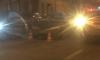 На Пионерской автомобиль сбил пешехода и оказался на встречке