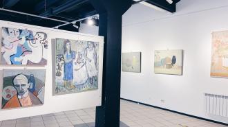 """Художественная школа """"Храмовая Стена"""" представит выставку в """"Артмузе"""""""