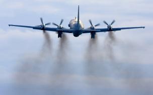 Израиль попытался сбить российский военный разведывательный самолёт