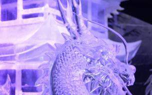 """Фестиваль ледовых скульптур """"Ice Fantasy – 2020"""""""