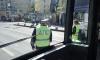 Стали известны подробности наезда троллейбуса на пешехода в Выборгском районе