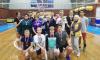 В Выборгском районе прошёл любительский турнир по волейболу
