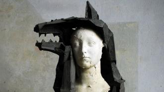 """Выставка """"Про себя и вслух. Скульптурные высказывания о человеке"""""""