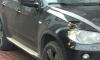 На Дунайском BMW наказали за неправильную парковку банкой соленых огурцов