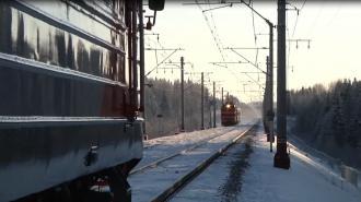 На новогодние праздники между Петербургом и Великими Луками пустят дополнительные поезда