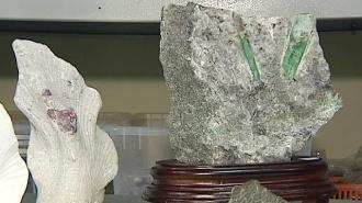 На Урале обнаружили ранее неизвестный геммологам драгоценный камень