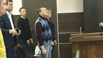 Бывшего ректора Аграрного университета Ефимова отправили в колонию на пять лет