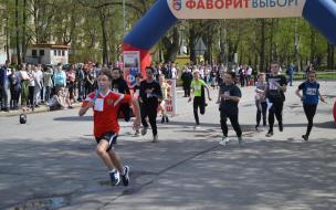 В Выборге состоялась весенняя легкоатлетическая эстафета
