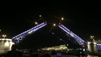 График разводки мостов в Петербурге в 2021 году